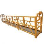 חבלים תלוי תלוי פלטפורמת גישה, zlp630 בנייה להרים מכונת גונדולה